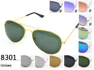 Gafas de sol Aviador Unisex